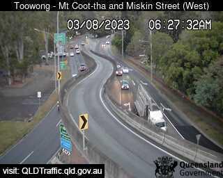 Mount Coot-tha & Miskin Street